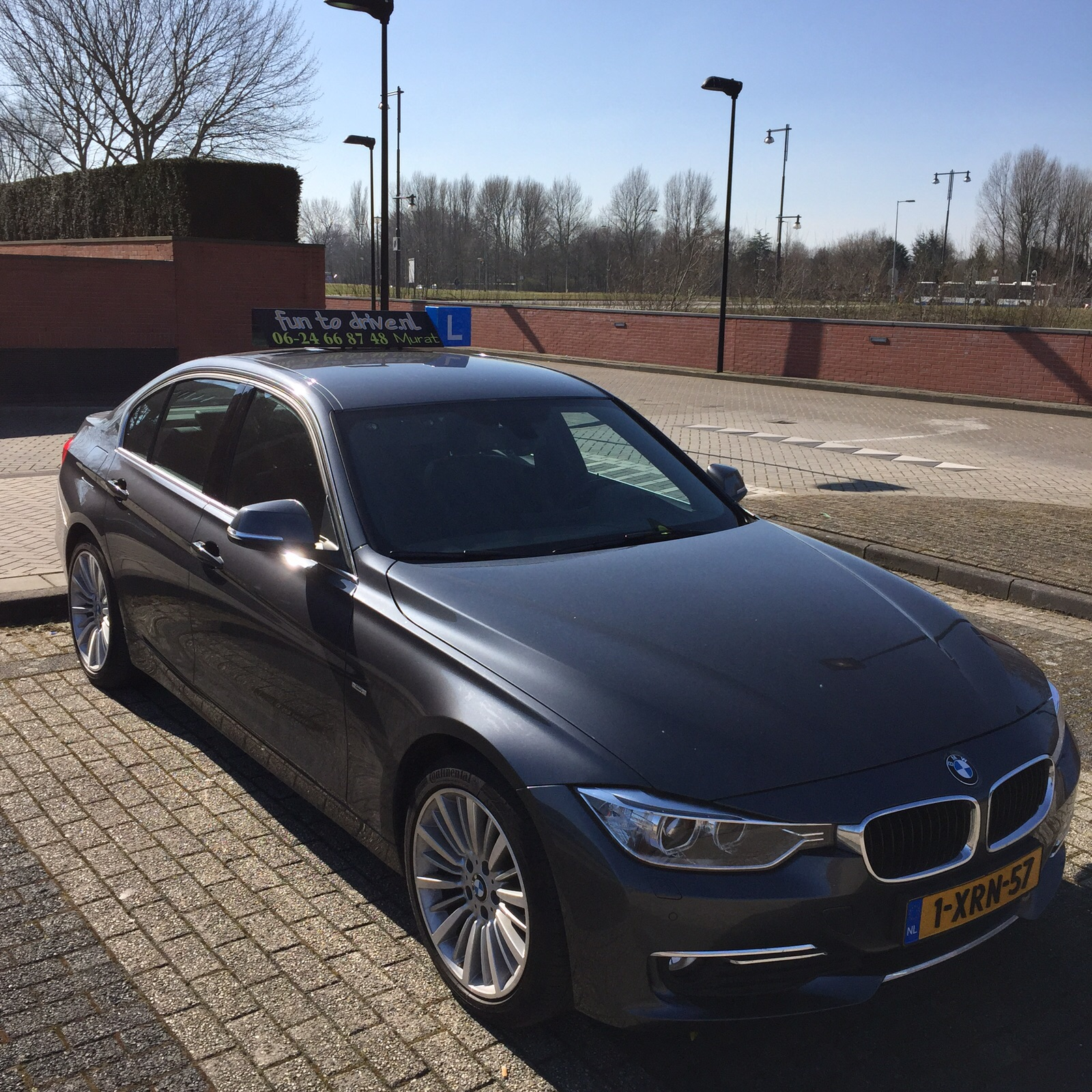 BMW 320d Luxury